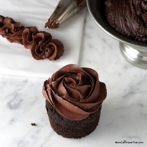 Best Low Carb, Coconut Milk Chocolate Ganache Frosting recipe!