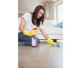 How to Remove Black Water Spots from Hardwood Floors | eHow