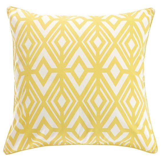 Pink Lemonade Collection - Printed Decorative Pillow/DECORATIVE PILLOWS/HOME ACCENTS|Bouclair.com