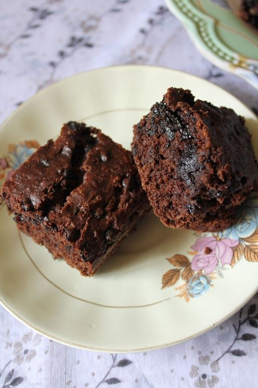 Whole wheat flour, Brownies and Oats recipes on Pinterest