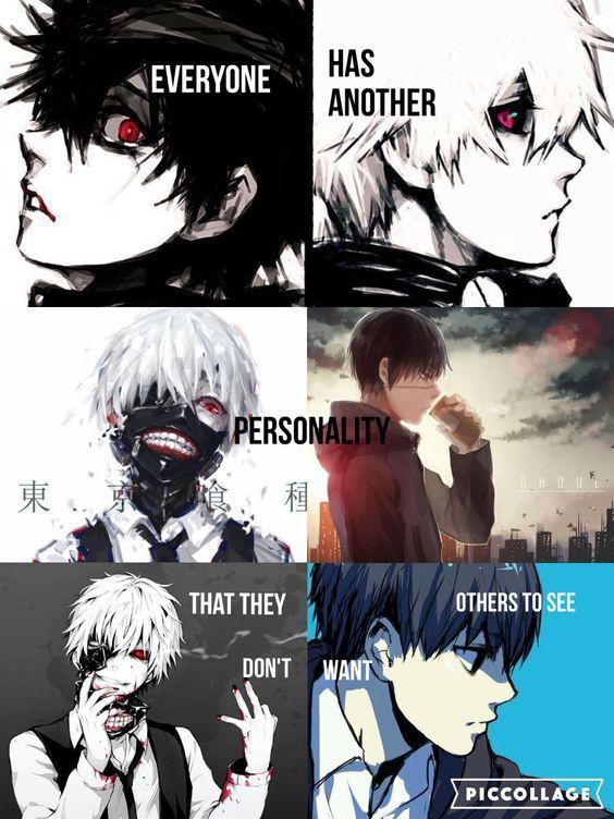 Pin De Lᴜᴄʏ Dʀᴀɢɴᴇᴇʟ En Tokyo Ghoul Meme De Anime