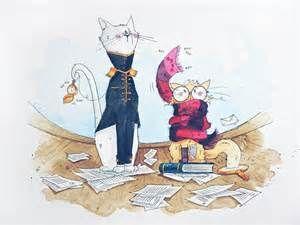 Pattes de Velours & Co, le blog de chat !: Mrou e(s)t la Passe Miroir