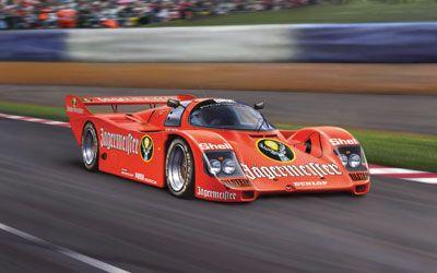 Porsche 956C