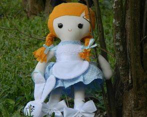 Boneca Mabe - Alice