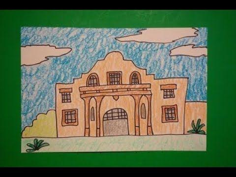 47+ Alamo drawing ideas in 2021