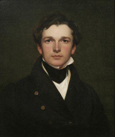 Self Portrait, by William Sidney Mount (1832)