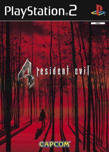Resident Evil 4 Ps2 Amazon Co Uk Pc Video Games Jogos Ps2