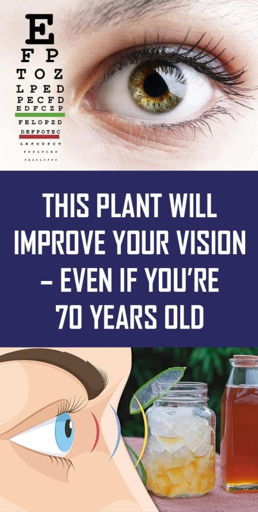 This Plant Will Improve Your Vision...