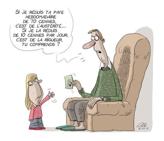 Caricatures du 15 au 21 février 2015 | LaPresse.ca