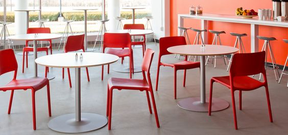 High Quality Knoll | Arena Table, Spark Chair And Jamaica Stool | I | Commercial   Bar U0026  Restaurants | Pinterest | Stools, Side Chair And Tables