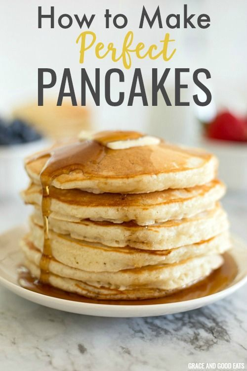 Best Ever Homemade Pancakes Recipe Yummy Pancake Recipe Tasty Pancakes Homemade Pancake Recipe