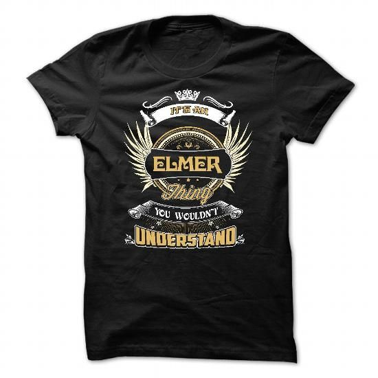 ELMER, ITS AN ELMER THING YOU WOULDNT UNDERSTAND, KEEP CALM AND LET ELMER HAND IT, ELMER FUNNY TSHIRT, NAMES SHIRTS - #family shirt #long tshirt. ELMER, ITS AN ELMER THING YOU WOULDNT UNDERSTAND, KEEP CALM AND LET ELMER HAND IT, ELMER FUNNY TSHIRT, NAMES SHIRTS, couple sweatshirt,sweater vest. LIMITED AVAILABILITY =>...