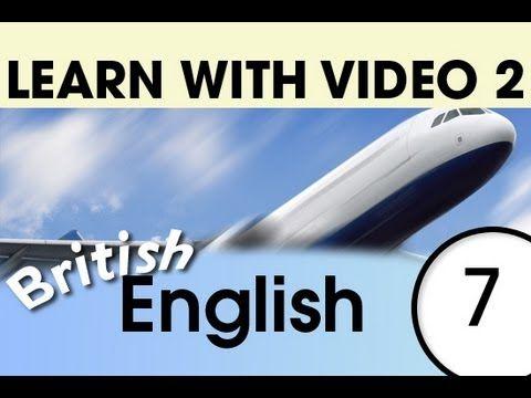 Learn British English with Video - Getting Around Using British English