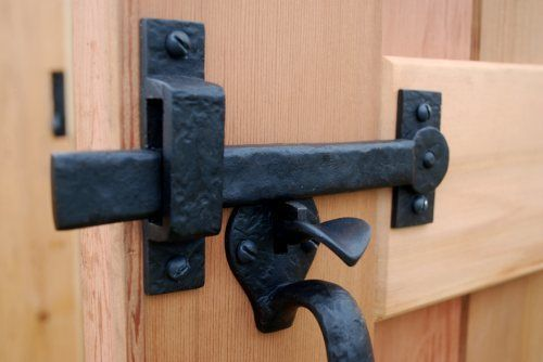 Dark Bronze Two Sided Thumb Latch Build Your Own Package Wood Doors Interior Barn Doors Sliding Wooden Doors Interior