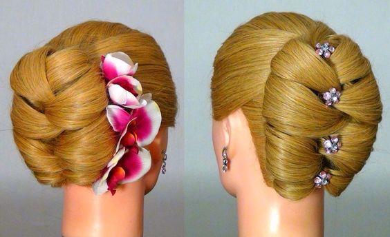 Inspiration coiffure mariage