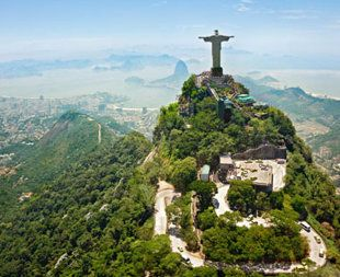 Rio de Janeiro's Carioca Landscapes (Photo: David Davis Photoproductions / Alamy)