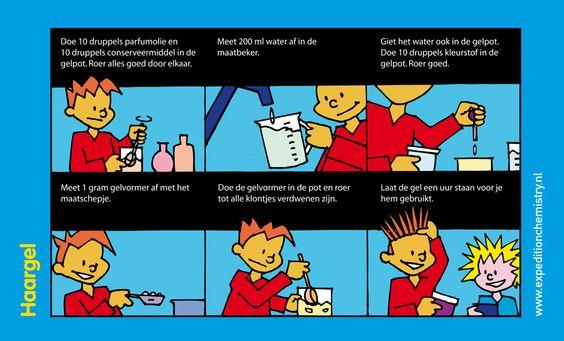 Expedition Chemistry: alle proefjes beschikbaar gesteld door Stichting C3 en te vinden in www.activitheek.nl