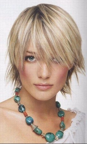 blondes et chocolat balayage meche blonde meche ... - FruSki Board: Hairstyles Short Hair, Hair Cut, Short Hairstyles, Blonde Haircuts, Bob Hairstyles, Hair Color, Blonde Hairstyles