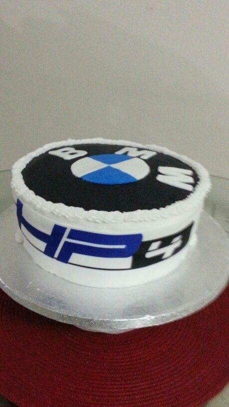 Cake de BMW HP 4!!!!!!