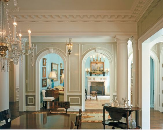 Pinterest the world s catalog of ideas for Interior cornice designs