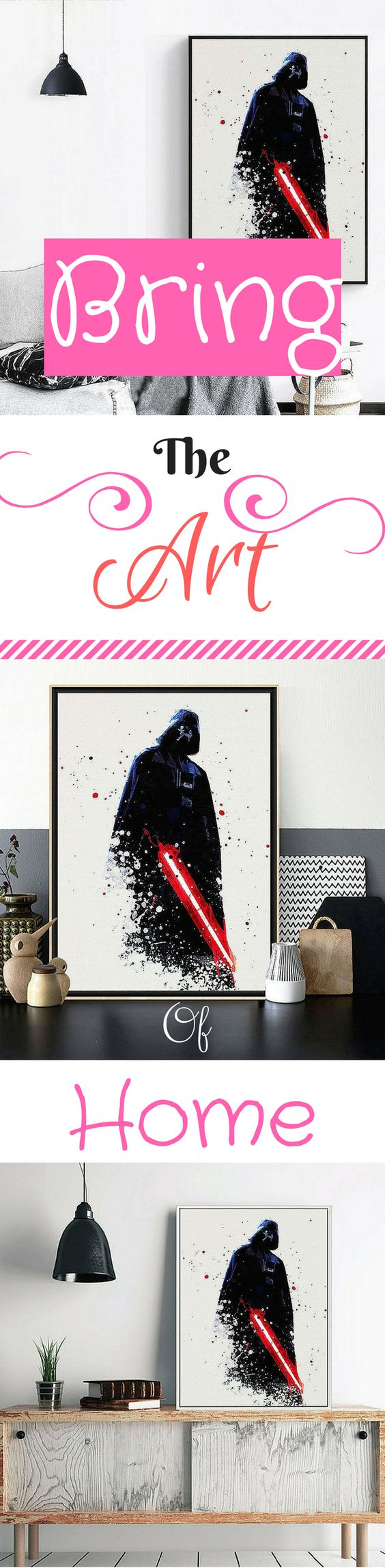 Star Wars Canvas, star wars art, star wars painting, star wars canvas art