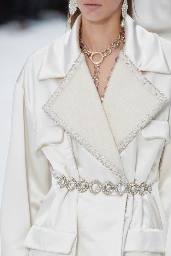 Chanel Prt--Porter Automne-Hiver 2019-2020 - Dfils  Vogue Paris
