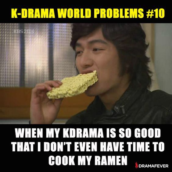 20 Terrible problems every K-drama addict faces <-- Why is this soo funny?