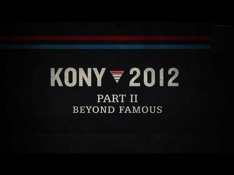 KONY 2012 v2.0 - Invisible Children comes back kicking