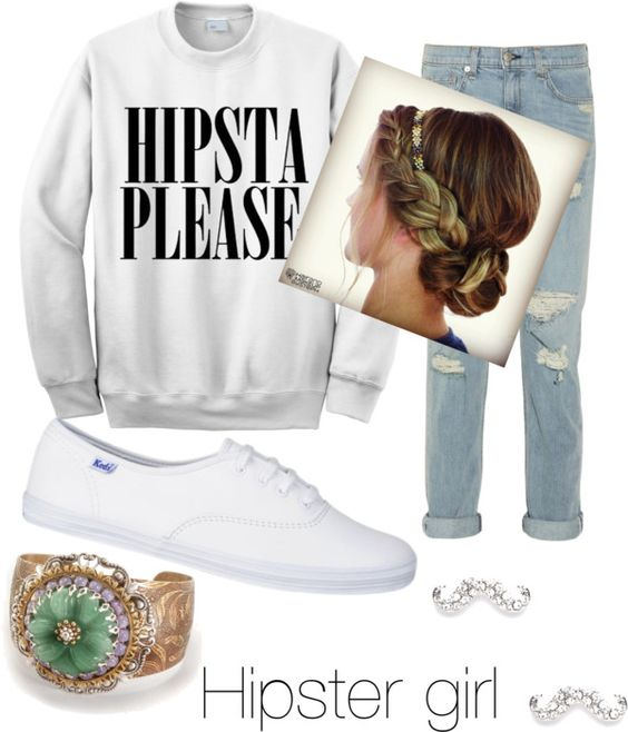 """Hipster girl"" by hipsta-kidd on Polyvore"