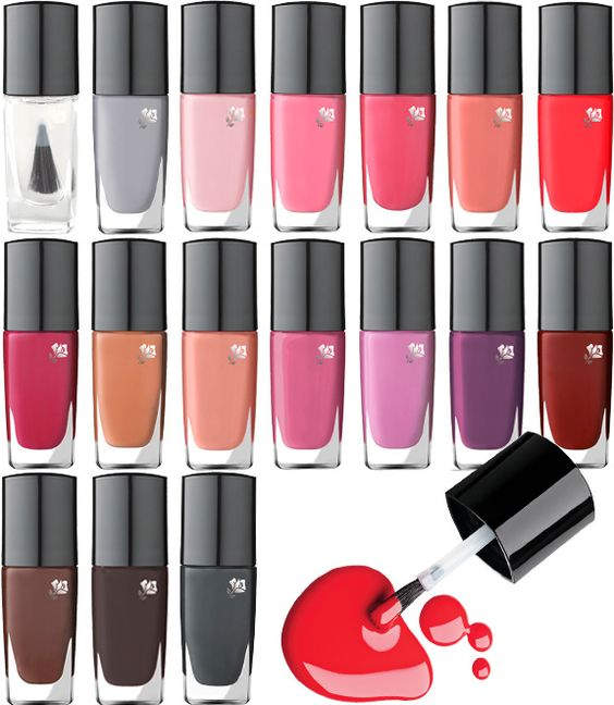 Beauty Report: Check out our reasons why Lancôme's new collection 'Vernis in Love' is beyond brilliant.    bit.ly/yrSF27
