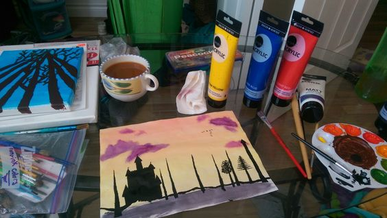 My creative workspace!*
