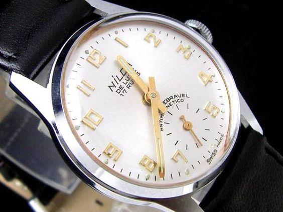 時計 2 70'sNILDA17石未使用ストック品ビンテージアンティーク ¥11560円 〆03月06日