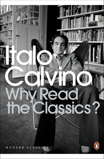 Italo Calvino's 14 Definitions of What Makes a Classic – Brain Pickings