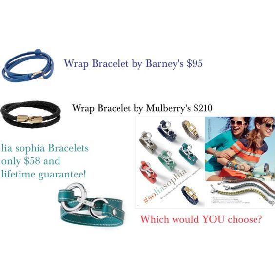 """Wrap Bracelets lai sophia""  Adjustable to fit all.  LOVE these www.liasophia.com/twl"