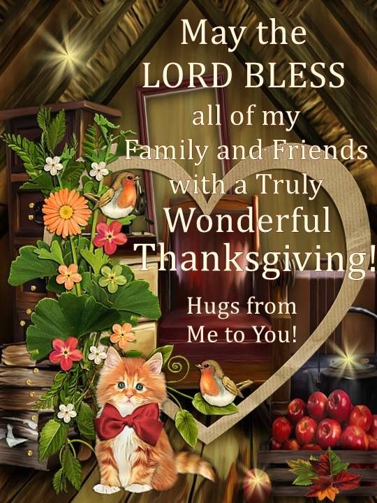 Pin By Gloria On Thanksgiving W With Images Good Morning