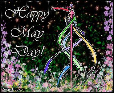 May Day ~ May 1st