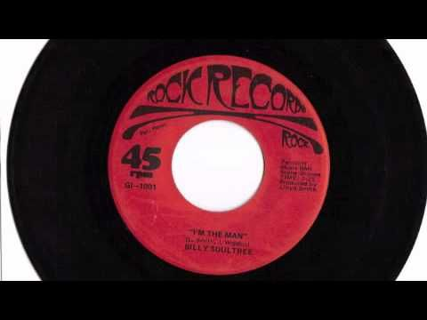 BILLY SOULTREE - I'M THE MAN - YouTube