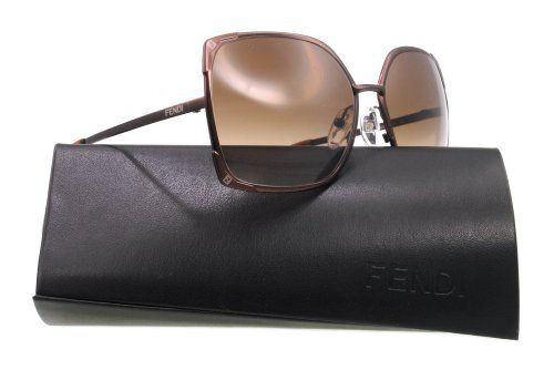 By Fendi Sun 5226 Collection Bronze Sunglasses Fendi. $261.00. Save 28% Off!