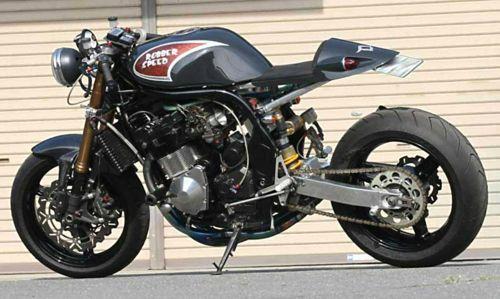 Cafe Racer Kit Suzuki Bandit – Idea di immagine del motociclo