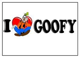 Day 9 - Favorite Original Character - Goofy.  I hardly feel like I need to explain this.  He is such a goof.