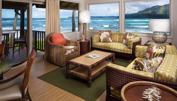 Hanalei Colony Resort, North Shore Kauai