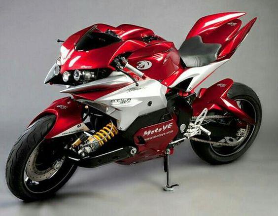 Moto Ye Dragon TT