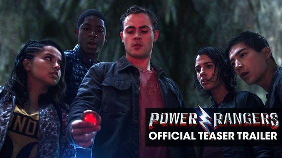 En 2017 sortira LE film Power Rangers produit par Lionsgate, le studio à l'origine des séries de films Twilight, Hunger Games, Divergente… Découvre le premier trailer  officiel du prochain film Power Rangers !! #PowerRangers #Film #Rangers #Action #Amitié #superheros