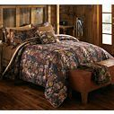 Cabela's Seclusion 3D® Eight-Piece Comforter Set with Free Throw at Cabela's