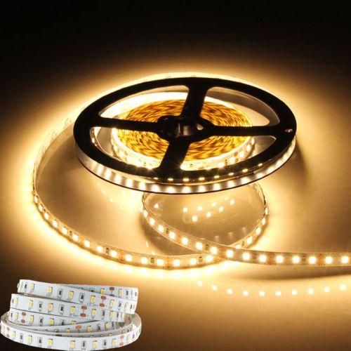 5m 500cm 2835 600LED SMD Warm White Not-Waterproof LED Strip Light Lamp DC 12V https://t.co/ePuaXh3kHz https://t.co/aQRaoNr5dl