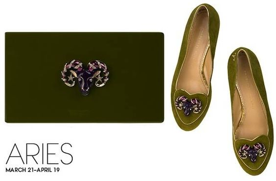 Charlotte Olympia Zodiac Shoes