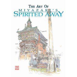 the art of hayao miyazaki's spirited away