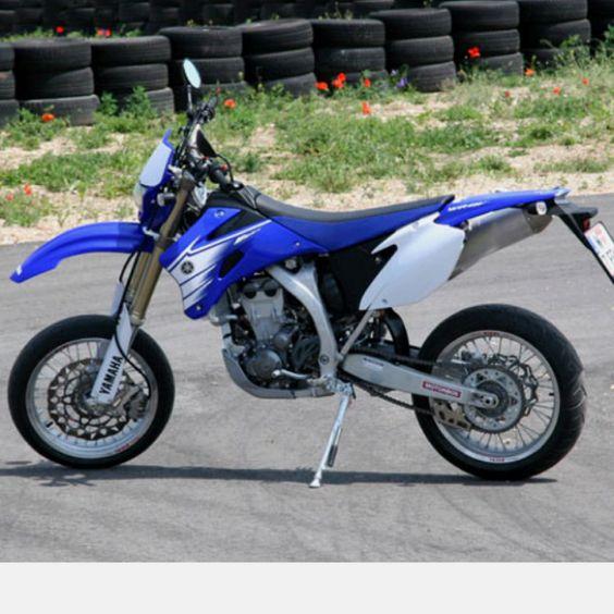 Yamaha WR450 supermoto | Products i Use or Want ...