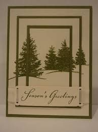 Image result for scenic season stampin up stamp