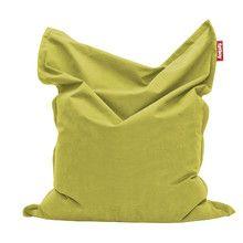Fatboy - Original Sitzsack Stonewashed, lime green